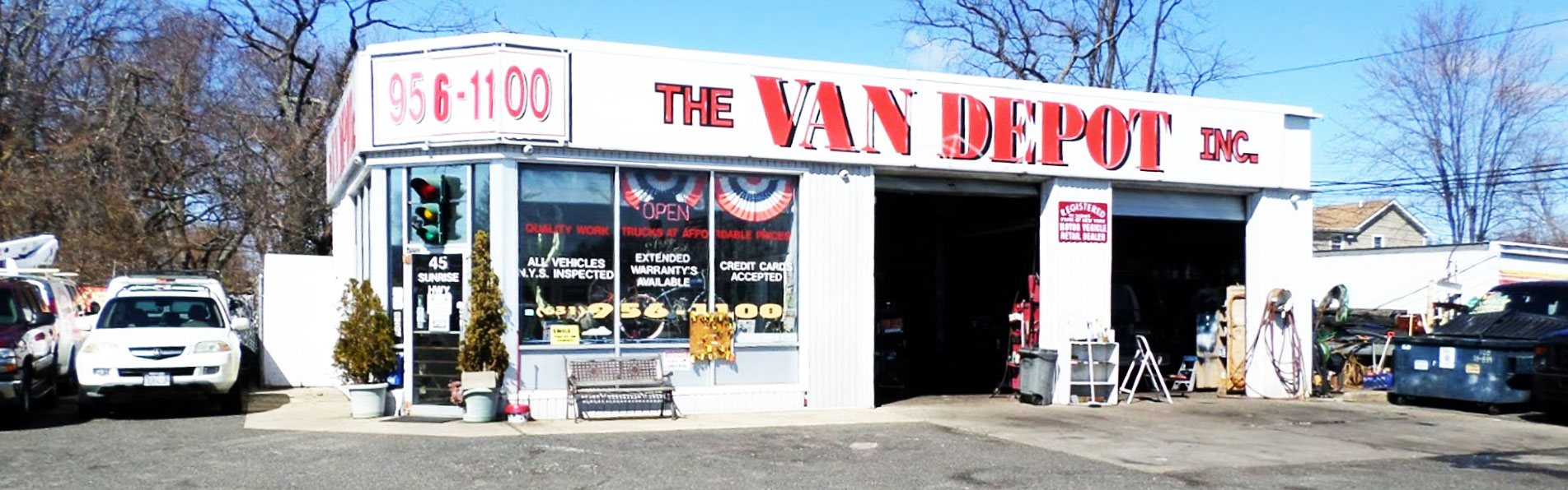 Used Van Cargo Pick Up Car Dealer In Lindenhurst Long Island